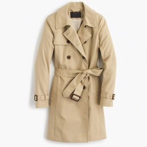 Like brand new J.crew collection trench coat